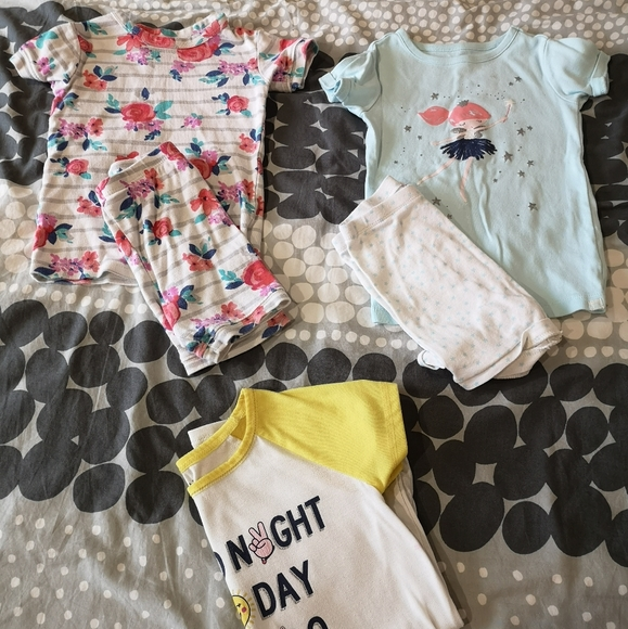 Gap size 4 summer pj's
